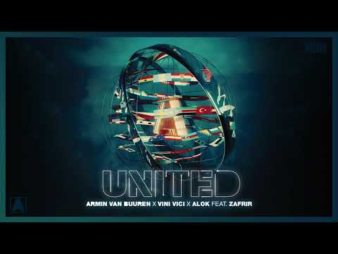 Armin van Buuren x Vini Vici x Alok feat. Zafrir - United (Extended Mix)