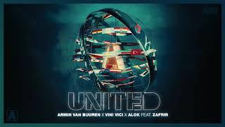 Скачать Armin Van Buuren X Vini Vici X Alok Feat Zafrir United Extended Mix