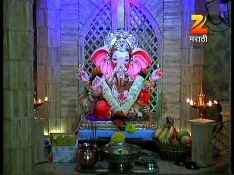 Zee Marathi Ganpati Makhar Spardha 2012 Youtube