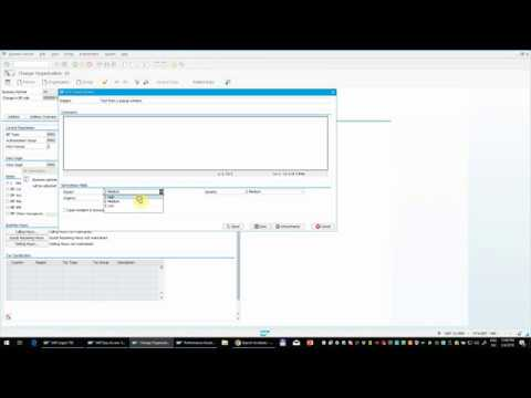 Create SAP tickets from popup windows