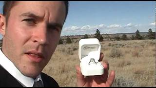 Treasure Hunt Marriage Proposal
