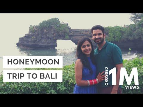 Tanvi & Gaurav | Honeymoon Video | Bali 2016
