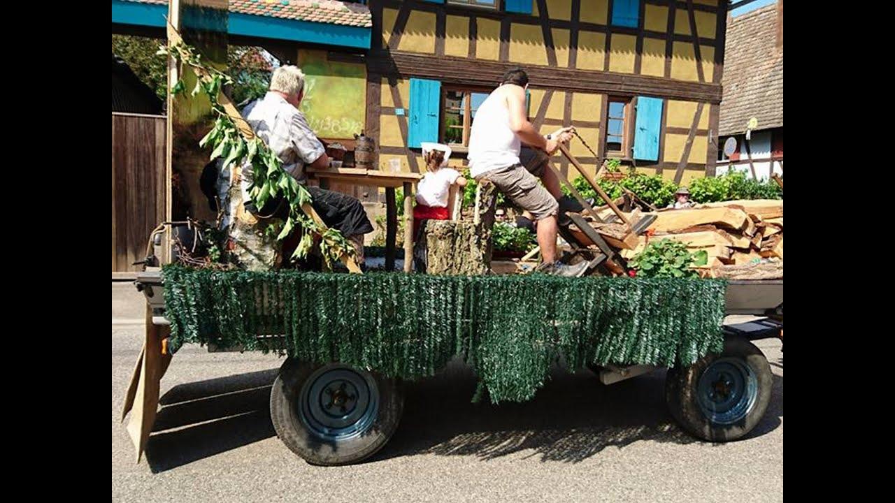 F te de la choucroute geispolsheim 2016 youtube - Choucroute de krautergersheim ...