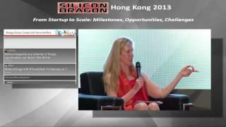 Silicon Dragon Hong Kong 2013 - Angel Investor Panel
