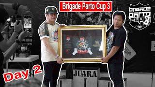 Download lagu Brigade Parto Cup 3 - Day 2