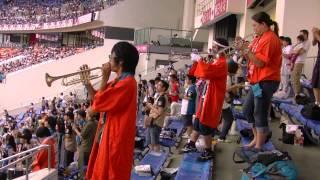 2013年7月30日(火) ロッテVS日ハム 北海道日本ハムファイターズの応援歌...