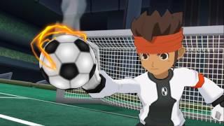 Inazuma Eleven GO Strikers 2013 Wii Custom Team vs Inazuma Legend Japan
