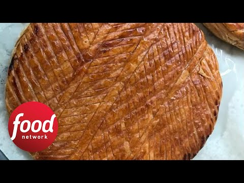 How To Make A King Cake | Food Network