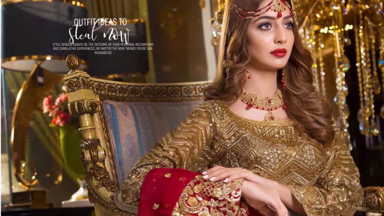 958a385d6f Mohsin Saeed Fabrics - YouTube