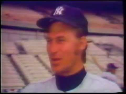 Yankees at Shea 1974 - WNBC-TV Coverage of Yankees Shea Workout, 1974-4-5