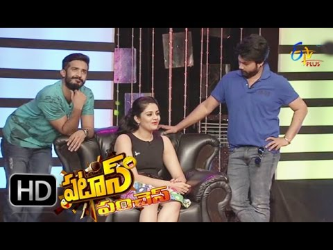 Patas Punches – 5th August  2016 - Full Episode 49 – ETV Plus