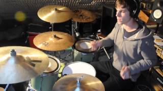 C2C - Down The Road - Drum Cover / remix by Felicy Drum (HD)