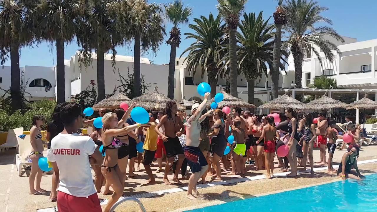 Tunisie - Club Marmara Hammamet Beach ***