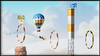 Stunt Pilot 2 - Flash Game Preview