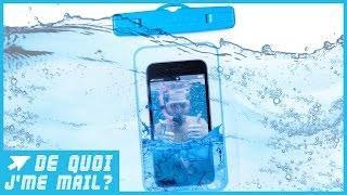 Comment protéger son smartphone de l'eau ? DQJMM (3/3)