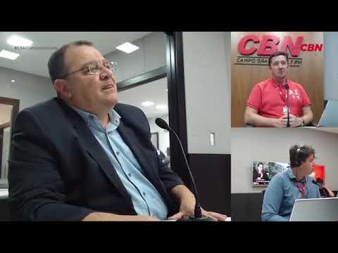 Entrevista CBN Campo Grande: João Alfredo (PSOL), candidato ao governo de MS