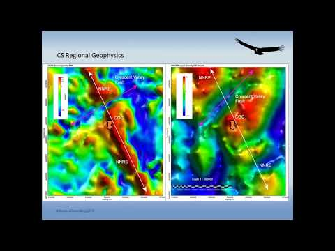 1- Air and Ground Geophysical Data over a Carlin-Type Gold Prospect- Ken Witherly, 2013