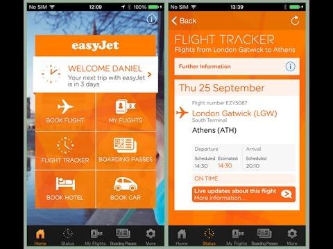 Top IOS online Flight Ticket Booking Apps - YouTube