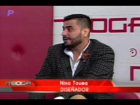 Nino Touma lanza perfume Cristal para hombres y mujeres