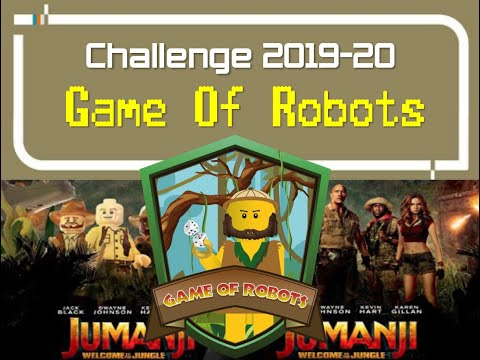 Challenge Game Of Robots Expectra Ansys