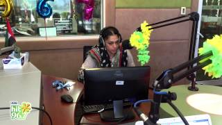 Live in conversation with Shobana on the Big Breakfast Club