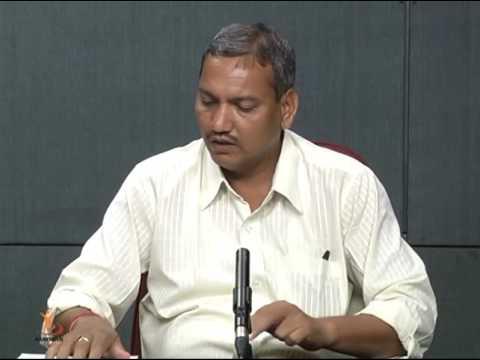 """Felling of a banyan tree"" - Lecture in BISAG (Sandhan)"