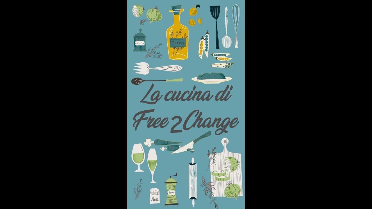 La Cucina di Free2Change - Verdure alla curcuma