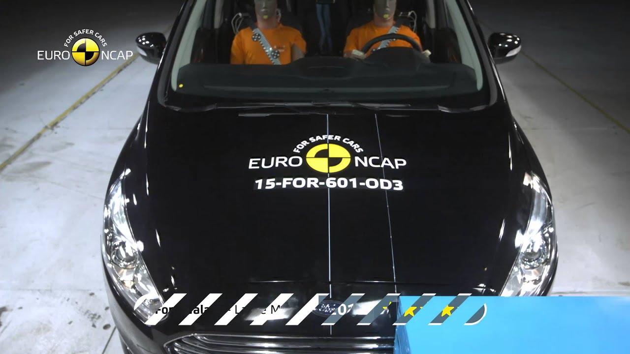 Euro NCAP Best in Class Cars of 2015