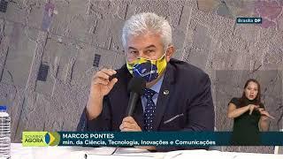 Coletiva de Imprensa sobre Operação Verde Brasil