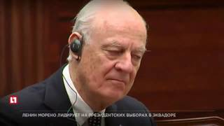 Спецпосланник ООН признал знаковую роль России в сирийском урегулировании