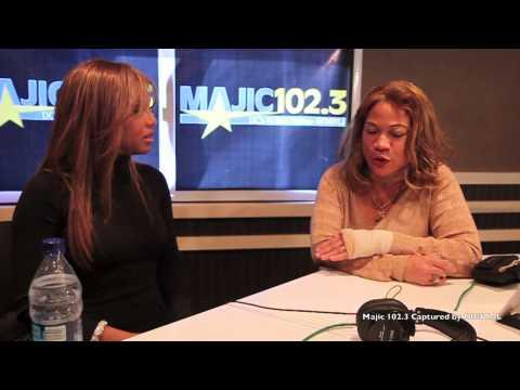 Toni Braxton Talks About Her Health