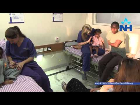 Narayana Health gives new hope for children with heart diseases in Ethiopia.