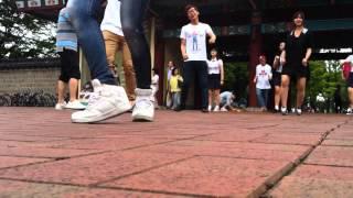 셔플 아리랑 플래시몹 (6월 30일 어린이대공원)