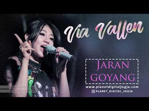JARAN GOYANG - VIA VALLEN live on Negeri Dongeng Seribu Batu Mangunan