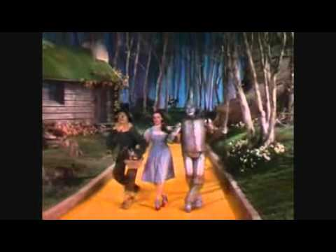 The Wizard of Oz - Ease on Down The Road