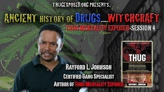 ANCIENT HISTORY of DRUGS-MARIJUANA-THUGGEE