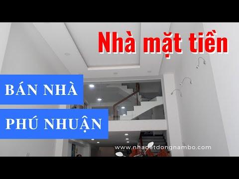 Chính Chủ Bán Nhà Mặt Tiền Đường Thích Quảng Đức, P.4, Quận Phú Nhuận 2020.