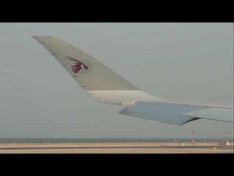 ✈ FIRST TO FLY A350 | Qatar Airways | A350-900 | Doha to Riyadh