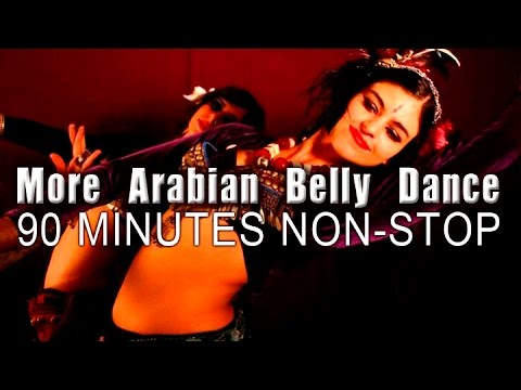 More Arabian Belly Dance   Non Stop Music   الرقص الشرقي