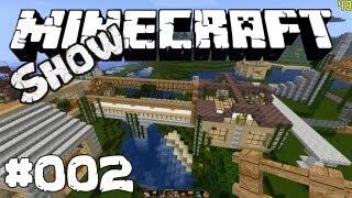 Die Minecraft Show #002 Alles schwebt deutsch HD Let's Show mit Gadarol und Lucas