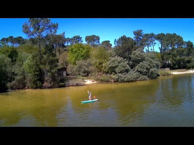 FRANCE - Paddle near Arcachon