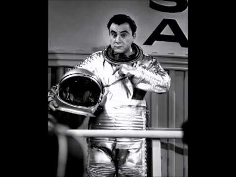 The Astronaut by Jose Jimenez 1961