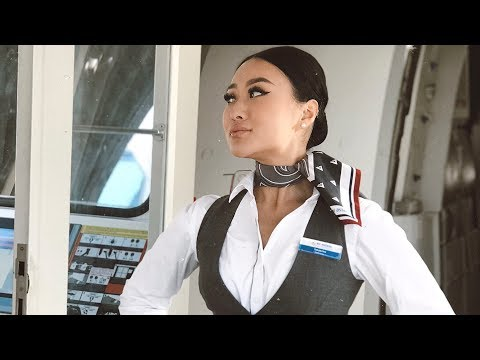 Как стать стюардессой в казахстане