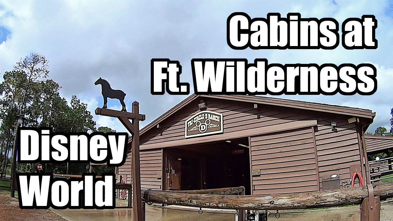 The Cabins At Ft. Wilderness Review, Walt Disney World!