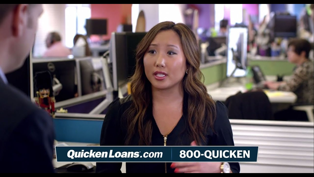 Real People Helping You Refinance | Quicken Loans Commercial - YouTube