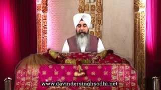 Rehraas Sahib by Bhai Davinder Singh Sodhi Ludhiane Wale