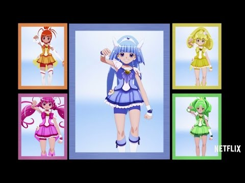 "Glitter Force - Music Video - ""Every Woman"""