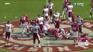 Alabama vs Mississippi State, 2016 (in under 33 minutes)