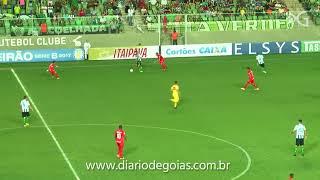 América Mineiro vence Vila Nova em Belo Horizonte