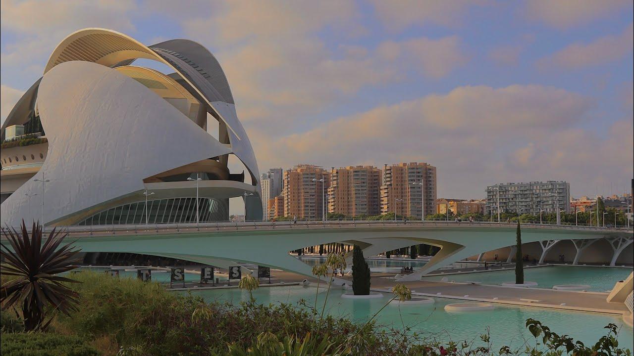 Travel vlog to Valencia Spain